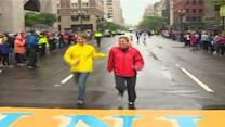 Boston Marathon Runners Finish Race Month After Bombings