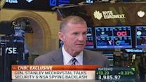 Gen. McChrystal: Perfect cyber defense is impossible