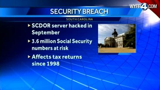 Lawsuit filed against Haley, SCDOR in hacking case