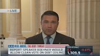 'Don't support a shutdown': Rep. Grimm