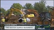Drought slows down fracking