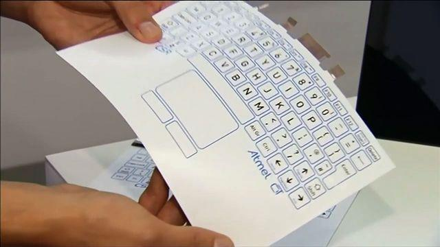 Is this the world's thinnest keyboard?