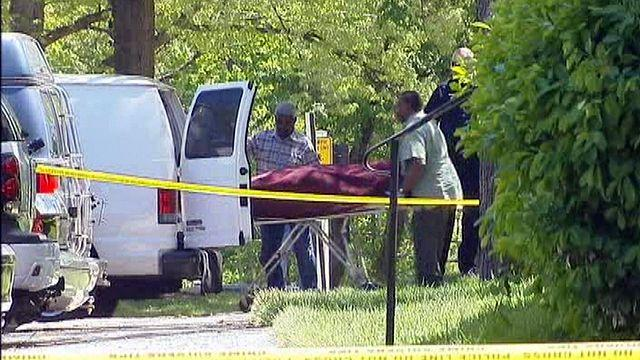 Two murdered in Laurel, Md.