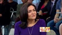 'GMA' Hot List: Sheryl Sandberg on overcoming grief