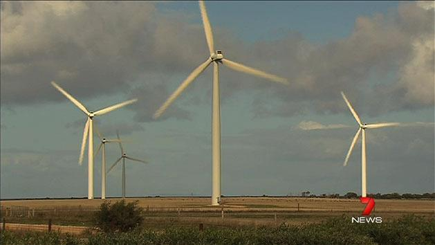 Wind farm worries aired