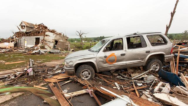 Deadly Tornadoes Leave Extensive Damage