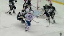 Briere patiently outwaits Fleury for goal