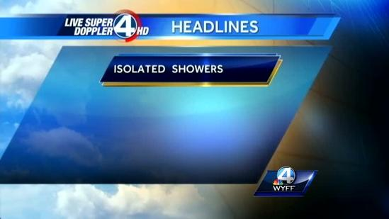 Dale's Thursday Forecast May 2, 2013