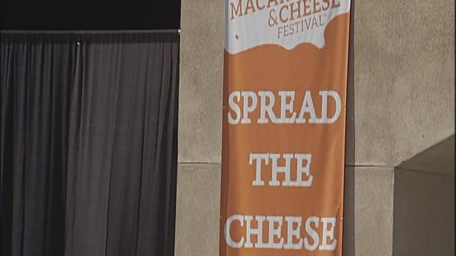 Cafe Med wins first place at Mac and Cheese Festival