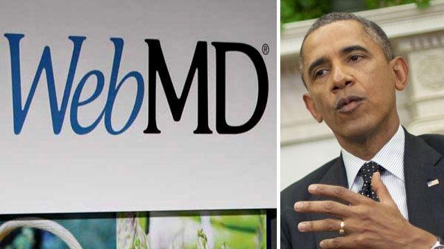 WebMD to interview Obama about health care plan