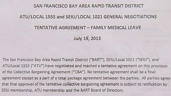 Federal mediator sitting down with BART, unions