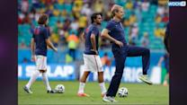 Live Updates: USA, Belgium Clash In The Knockout Stage