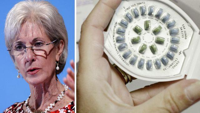 Administration announces change to contraception mandate