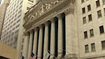 White-Knuckle Day on Wall Street