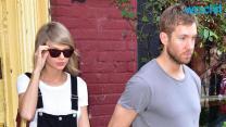 Taylor Swift Gets Adorable Piggyback Ride
