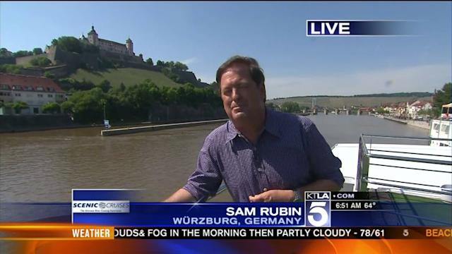 Anchor `Filled with Jealousy and Anger` at Reporter on European Cruise