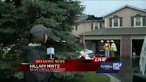 Lightning causes fire in Muskego