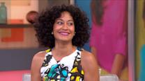 Tracee Ellis Ross, Star of the Hit Comedy 'Blackish,' Live on 'GMA'