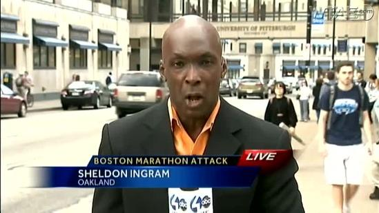 Pittsburgh Marathon runners unite after tragedy in Boston