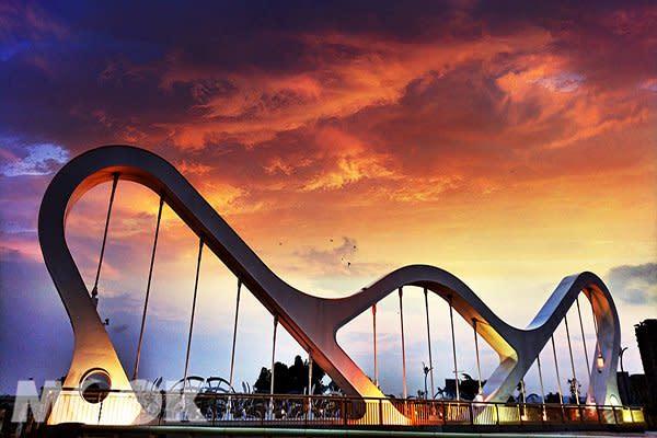 玉音橋 (圖片提供/黃風)