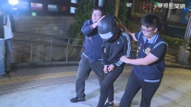 囂張!17歲男子地檢署外開8槍示威