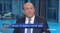 March rate hike still on the table?