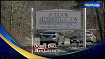 Dodgeball to return to Windham school system