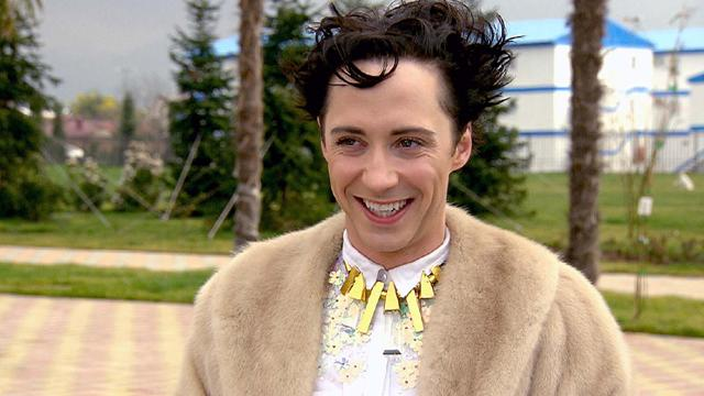 Johnny Weir: Why Does He Choose To Wear Real Fur?