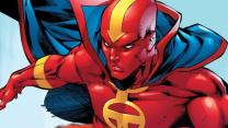 Superhero Origins - Red Tornado