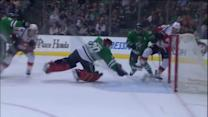Mike Cammalleri ties it up late on the Stars