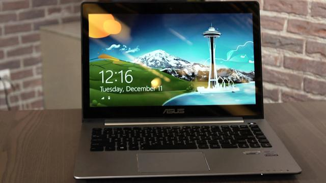 New name, but otherwise this Vivobook's the same