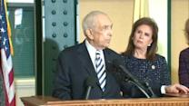 Sen. Frank Lautenberg announces he won't run for re-election