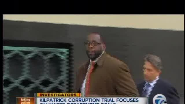 Water department at corruption trial