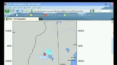Earthquake Shakes Lakes Region