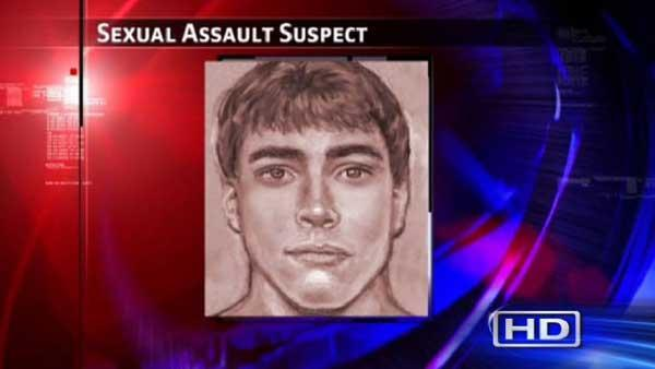 Sketch released of suspect wanted in brutal rape