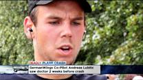 German Hospital: We Treated Co-Pilot Who Crashed