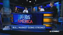 Markets eye jobs report for economic clues