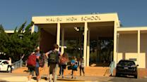Students and teachers say Malibu High School is making them sick
