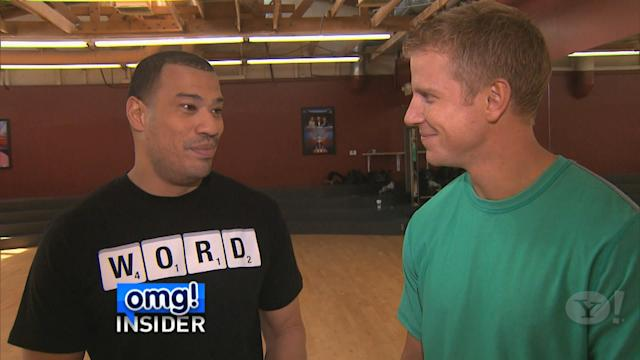 Michael Yo's Jiving With Sean Lowe on 'Dancing With The Stars'