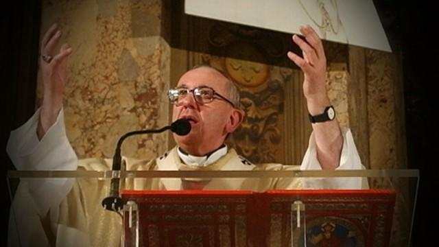 Cardinal Jorge Bergoglio Named New Pope