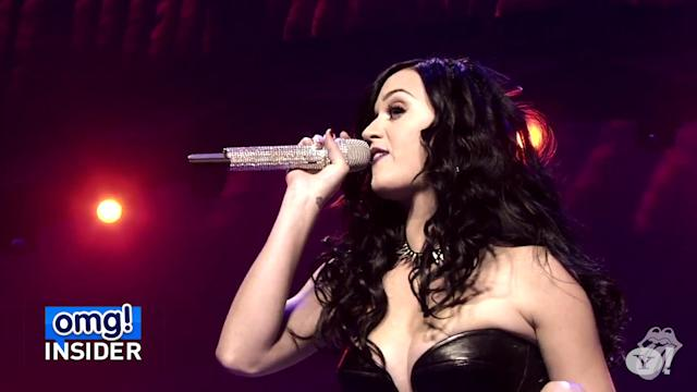 Katy Perry Shows Off Her 'Moves Like Jagger' in Rolling Stones Duet