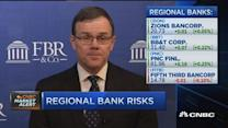 Regional banks risky, but here's why to own: Analyst