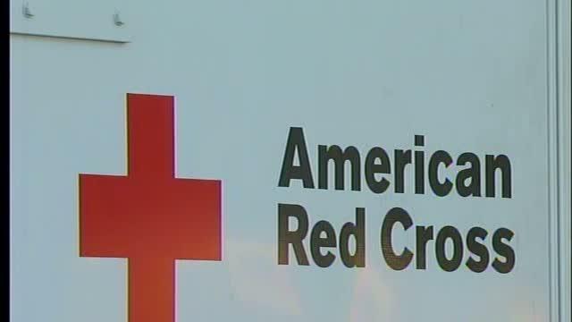 Red Cross volunteers leave for hurricane preps