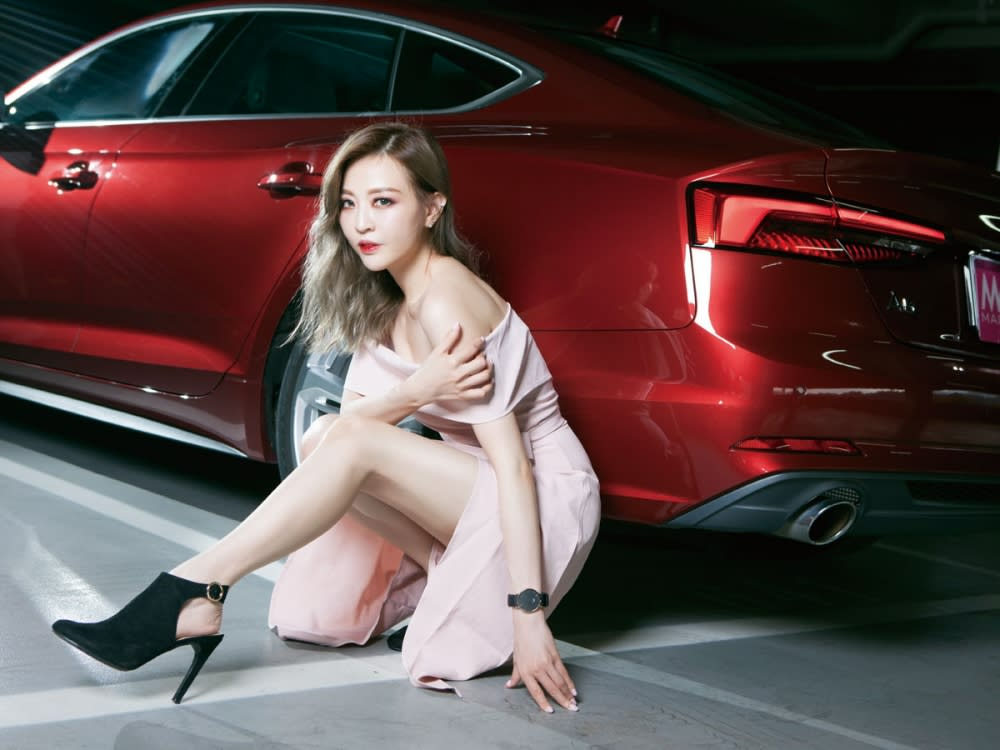 【Date With LUCY】九年以候 Audi A5 Sportback 45 TFSI q uattro Sport