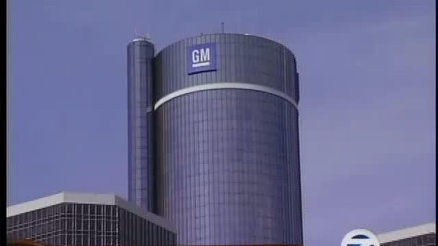 GM shareholders meeting