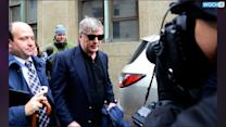 Teary Alec Baldwin Denies Romance With Alleged Stalker