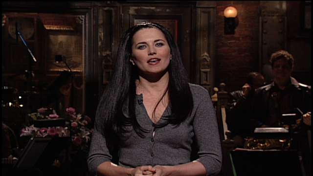 Lucy Lawless Monologue