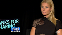 Gwyneth Paltrow On How She Makes It All Work: 'I Always Fall Short'