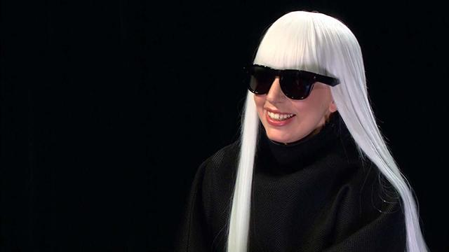 Lady Gaga 'Happy' To Share Stage With Vomit Painter