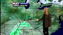 Weather Webcast for Friday